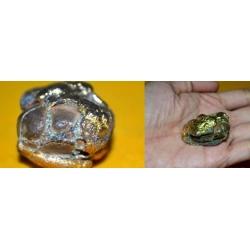 Powerful 7 khodam raw lightning stone invulnerability subservience power talisman amulet 04