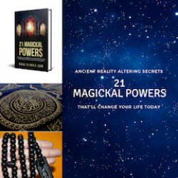 Most Powerful Amulet Talisman In The World, Yourself | 21 Magickal Powers | A Reality Altering Course That'll Change Your Life Today
