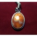 Khodamic Princess Stone Pendant Extrd Frm Othr Realm Unique Only 1 Piece