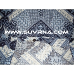 Malaysian & Indonesian Elegant Cotton Batik Men's Short Sleeves Shirt Blue/M05Blue BUY IT NOW.