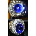 NyiRoRo Kidul Khodamic Mystical Gem Stone Ring Attraction Very Powerful Amulet (Order Now)