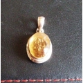 Honey Bezoar stone incrs inner energy sex chakra wealth love sex talisman amulet (order now)