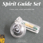 Spirit Ball, Spirit Guide Familiar Spirit (Multiple spirits for protection) + Charm Takrud Talisman Amulet Love Attraction Protection (Straight,Gay,Lesbian talisman)