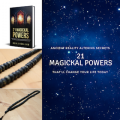 Most Powerful Amulet Talisman In The World, Yourself | 21 Magickal Powers | A Reality Altering Course That'll Change Your Life Today | Dzikir Course