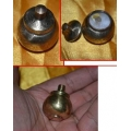 Bronze Round Pot Containers for Khadamic Khodamic stone Items (last 3pcs available)