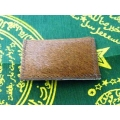 Deer Skin Haykal Wealth, Charisma & Protection frm jinns & syaitan Anti Black Magick Talisman Amulet (order now)