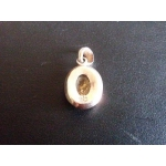 Honey Bezoar Stone Pendant, incrs inner energy sex chakra wealth love sex talisman amulet (order now)