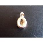 Honey Bezoar Stone Pendant, incrs inner energy sex chakra wealth love sex talisman amulet (order now)