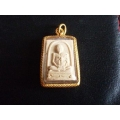 LP Nak Wat Rakhang Thai Amulet (SOLD)